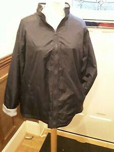 Ladies Reversible waterproof jacket sz 28
