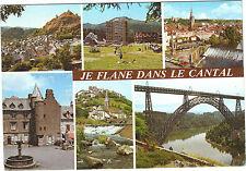 15 - cpsm - Je flane dans le Cantal