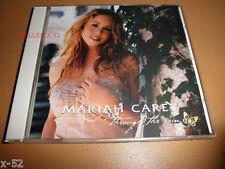 MARIAH CAREY single CD THROUGH the RAIN live def leppard BRINGING ON HEARTBREAK