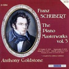 Piano Masterworks 3, New Music
