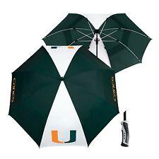 "Miami Hurricanes 62"" Windsheer Lite Umbrella"
