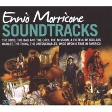 OST/ENNIO MORRICONE SOUNDTRACKS 2 CD NEU