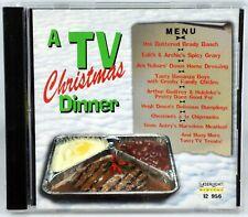 TV Christmas Dinner CD 1997 Laserlight Digital Hard to find