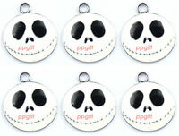 Lot Nightmare Before Christmas Charms Jewelry Making Pendants Earrings L071