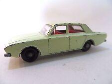 Matchbox Lesney 45b Ford Corsair. Vintage. 45. base agua peptonada tamponada. Pintado. buena.
