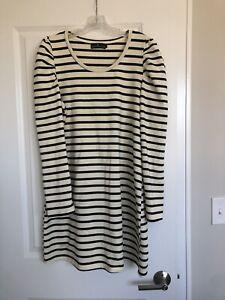 Tuckernuck pomander place knit shift dress size large