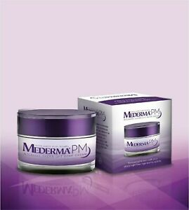 Mederma PM Intensive Overnight Scar Cream Reduces Old & New Scars 30 g