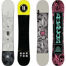 Burton Descendant Uomo Snowboard Doppio All Mountain Freestyle 2020-2021 Nuovo