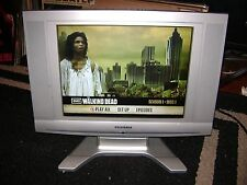 "Sylvania- 15"" LCD/HD  Television 6615LG  WORKS GREAT!"