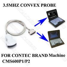 3,5 MHz Convex Sonda per CONTEC Digital Ultrasound Scanner CMS600P2 o CMS600P1
