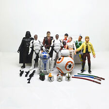 10pcs Movie Star Wars Collection Action Figures Doll Kids Children Toy Set Gift