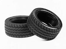 Tamiya RC M-Chassis 60D M-Grip Radial Tyres (1 Pair) # 50684