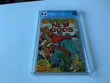 NEW GODS 10 CGC 9.4 MANTIS EARTH DOOMED DOMINION DC COMICS