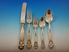 Georgian by Towle Sterling Silver Flatware Set for 8  Service 45 pcs Dinner