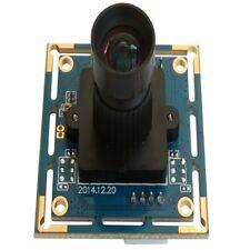 Placa del módulo de Cámara 8MP IMX179 cámara web de vídeo con lente de 75 grados sin distorsión