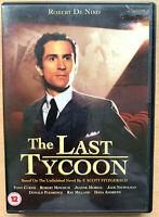 The Last Tycoon DVD 1976 F Scott Fitzgerald Harold Pinter Politico Classico