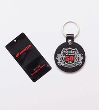 06774 New Honda Monkey 50th Anniversary Z50 Motorcycle Key Chain Genuine Leather
