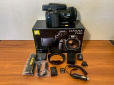 Nikon Coolpix P1000 16Mp Point & Shoot Digital Camera + 32Gb Sd, & More