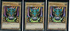 3 x Enforcer lckc-de004, 1st, ultra rare, tedesco, Playset