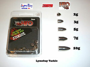 HTO -Tronixpro - Non Toxic Worm / Cone Lure Weights - 2g, 3g, 5g, 7g, 10g