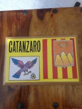 QUADRETTO US CATANZARO 1929 NO ULTRAS CM 20x30 CIRCA