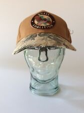 Texas Quail Coalition Camouflage Adjustable Hat Cap Tu-Mile Chapter