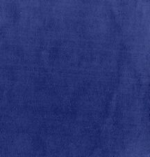 Upholstery Automotive luxurious ROYAL BLUE Suede cars boat interiors commercial