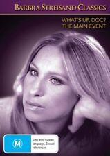 The Barbra Streisand Classics - What's Up, Doc?  / Main Event (DVD, 2008, 2-Disc Set)