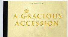 More details for dx28 (ga3459-465) 2002 prestige booklet - a gracious accession mint