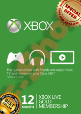 XBOX LIVE GOLD - 12 MONTHS 🔑 GLOBAL WORK (VPN+GUIDE)