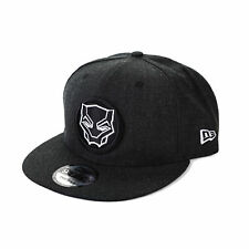 Marvel Black Panther Logo Heather Snapback Baseball Cap