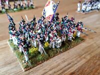 28mm  Napoleonic 8th au French Infantry