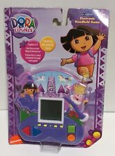 Dora The Explorer Electronic Handheld Game Zizzle Dora Boots Factory Sealed New