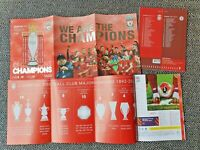 Liverpool v Chelsea LIMITED EDITION CHAMPIONSProgramme 22/7/20! READY TO POST!!!