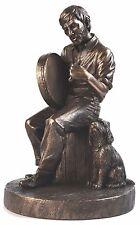 "Genesis Bronze Irish Bodhran Player 7.5"" - Island Turf Crafts"