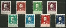 PORTUGAL 1940 Amazing Very Fine Mint Lightly Hinged Stamps Scott # 595-602