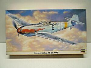 Hasagawa 1:48 scale Messerschmitt Bf-109T kit # 09326 sealed unbuilt kit