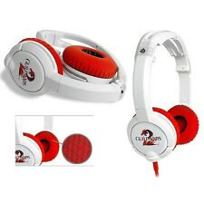 SteelSeries Guild Wars 2 On-Ear Gaming Headset White/Red *New, Factory Sealed