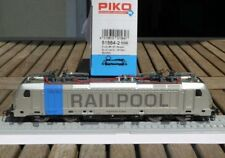 PIKO 51564-2 Locomotora 187 railpool ep.6,con DCC DECODIFICADOR SONIDO Last Mile