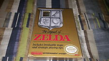 The Legend of Zelda (Nintendo Entertainment System, 1987) NES New Sealed Gold