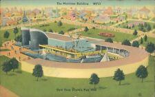 New york worlds fair 1939 The maritime building Tichnor bros