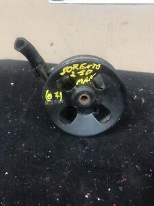 07-09 KIA SORENTO 2.5 CRDI MK1 PAS POWER STEERING PUMP 6 MONTH WARRANTY