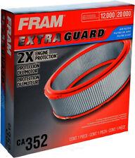 Air Filter-Extra Life Fram CA352 NOS