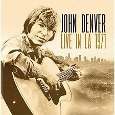 John Denver Live in La 1971 Hotspur Mitchell Trio Country Pop Rock CD