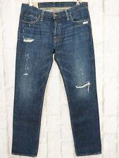 HOLLISTER ❤ Neuwertig! Herren Jeans Gr. W 34 L 32 Blau Denim Trousers Pantalon