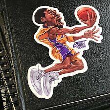 Kobe Bryant Die Cut Vinyl Sticker Decal