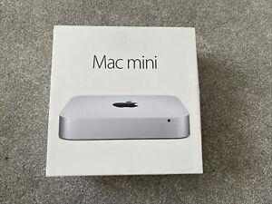 Apple Mac Mini A1347 Late 2014 3GHz i7,16GB RAM, 2TB HD+256GB SSD (Fusion Drive)