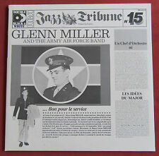 GLENN MILLER AND THE ARMY AIR FORCE BAND 2LPS ORIG FR    JAZZ TRIBUNE
