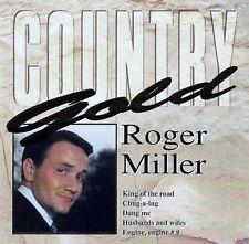Roger Miller-Country Gold CD