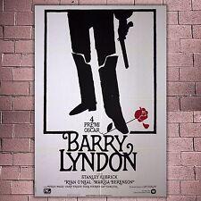 Original Poster Barry Lyndon - Stanley Kubrick - Size: 100x140 CM